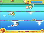 Jogar Swim challenge Jogos