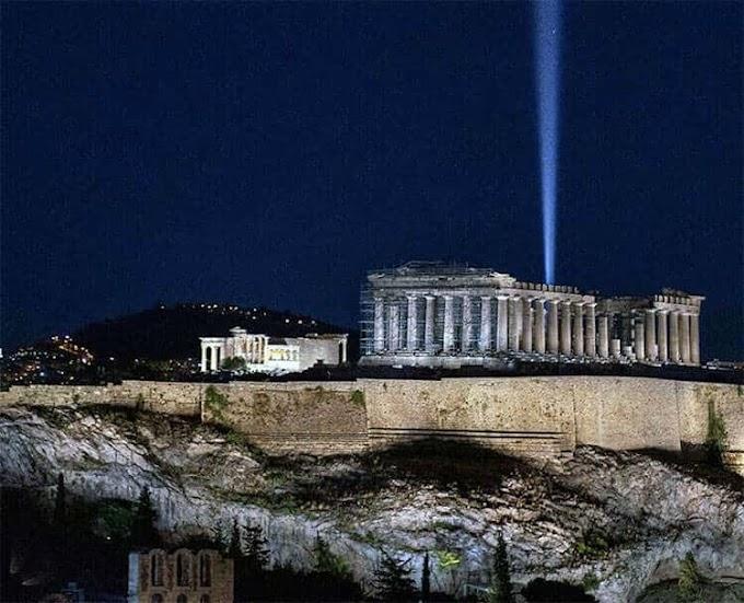 Φωτισμός Ακρόπολης: Τριπλή διεθνής διάκριση