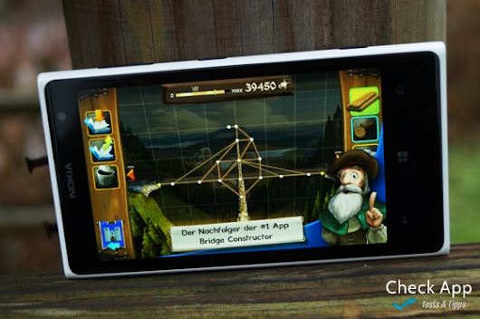 Bridge Constructor: Medieval für Windows Phone - Check-App