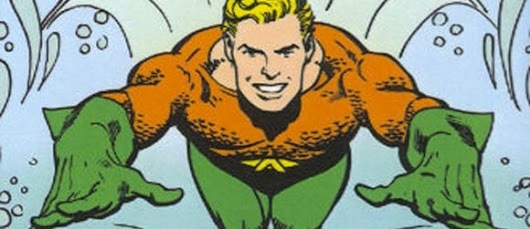 Aquaman Revels in Temporary Usefulness