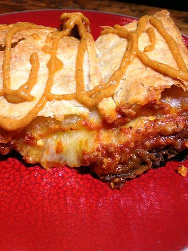 Nima's Meat roll