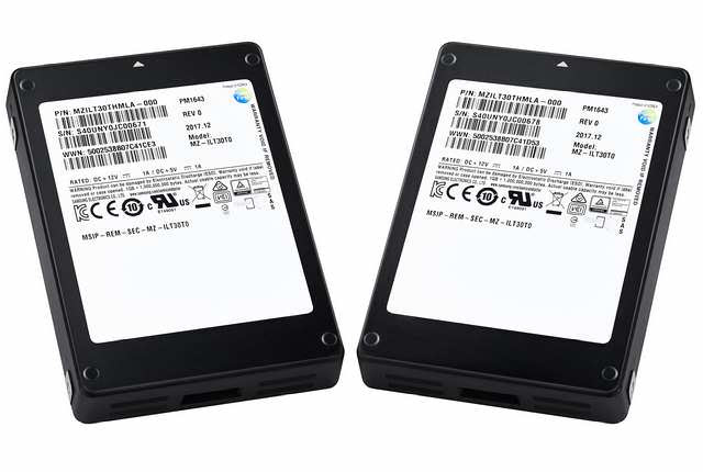 Samsung Crammed 30.72 Terabytes into a tiny 2.5-inch SSD for Enterprise