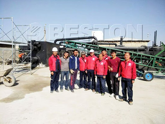 Uses Of Plastic To Oil Pyrolysis Machine