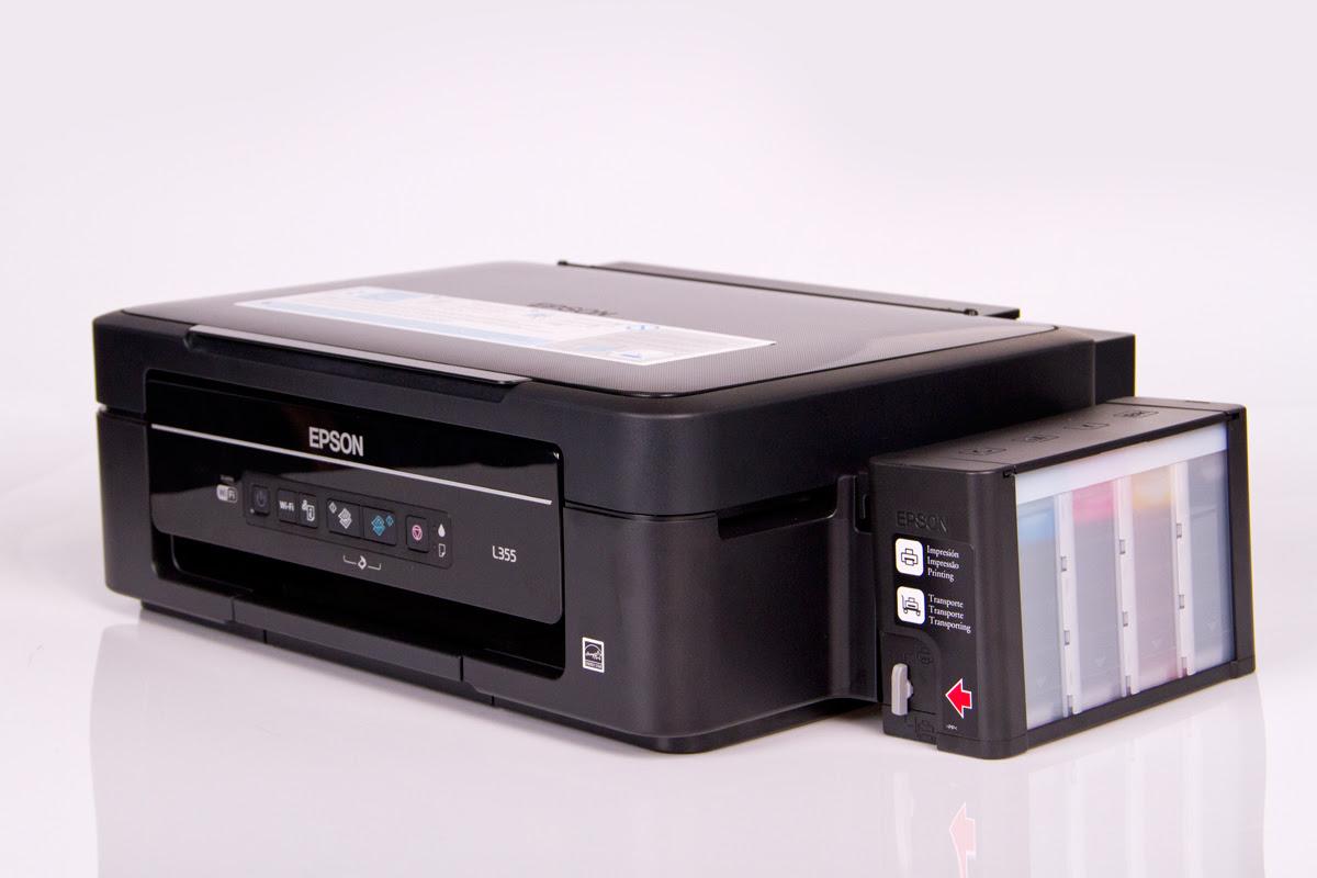 Resultado de imagem para impressora epson l355 png
