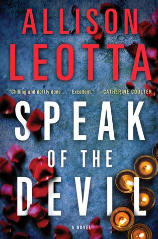 Speak of the Devil by Allison Leotta