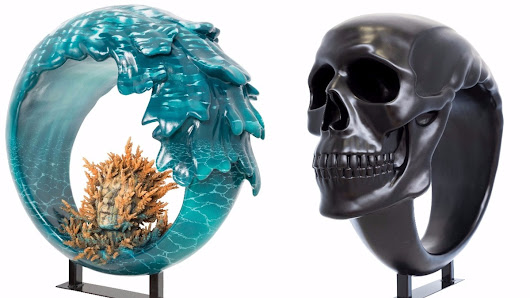 Keith Richards, Rita Ora, Dustin Yellin, and More Sell Sculptures to Save the Sea