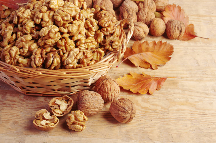 Walnuts: they help fight stress | Photo: Shutterstock