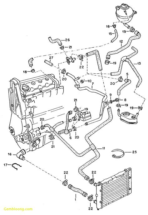 Ford Taurus 2002 Dohc Cooling System Diagram | Wiring