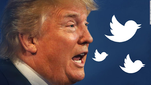 Donald Trump's Twitter feed is getting more and more bizarre - CNNPolitics