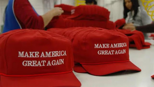 Canadian judge suspended for wearing 'Make America Great Again' hat - The Center News