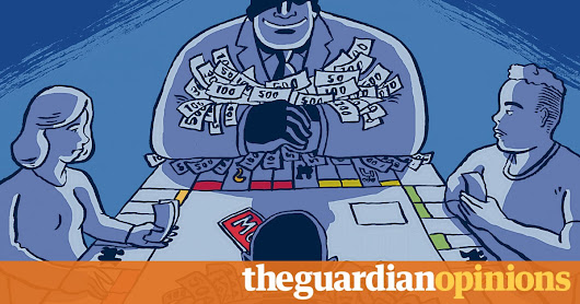 As corporate goliaths grow ever larger, Britain looks increasingly exposed | Will Hutton | Opinion | The Guardian