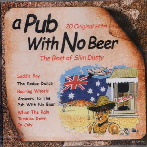 slim dusty  pub   beer cd discogs