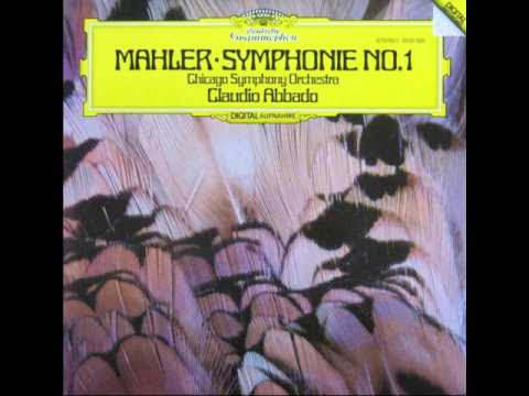 The all encompassing Mahler Symphony #1