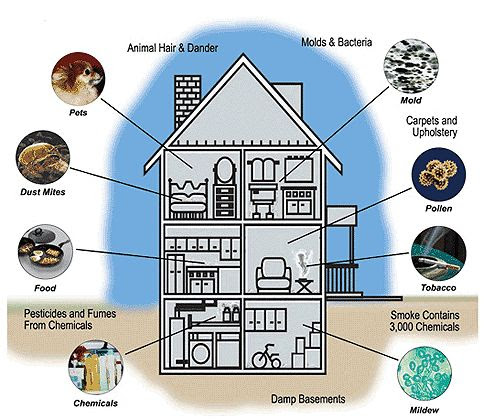 Pin by AirRestore on Odor control and air quality solutions | Pinterest