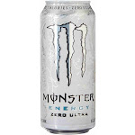 Monster Drink, Zero Ultra, Sugar Free (16 oz. cans, 24 ct.)