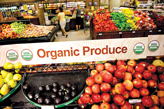 Stop buying organic food if you really want to save the planet