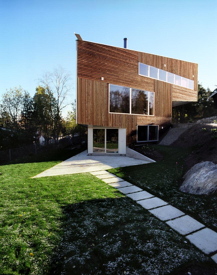 Casa-Triángulo, JVA, casas, arquitectura
