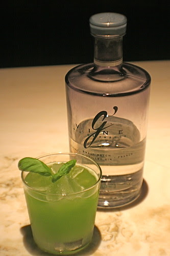 Gin Basil Smash - GIN PESTO