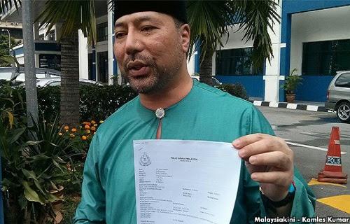 Khairuddin cabar penahanannya di bawah Sosma