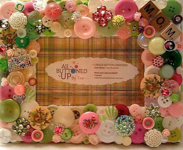 Handmade Mothers Day Ideas 2014
