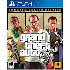 Grand Theft Auto V [PS4 Game]