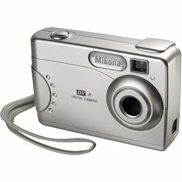 Mikona DV-8 Digital Camera