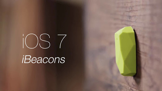 What are iBeacons and why they might change marketing?