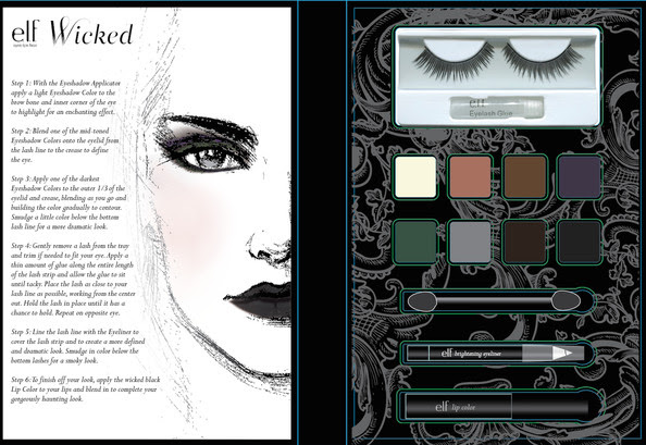 elf Wicked Beauty Book