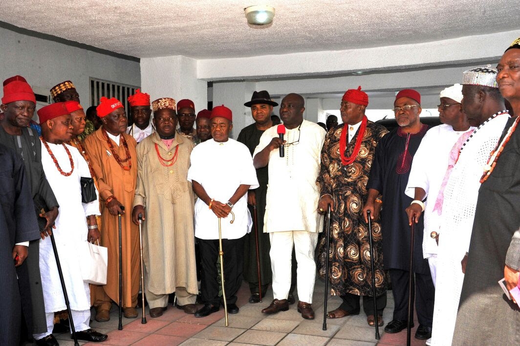 Image result for Abia state Traditional Rulers