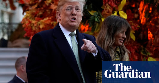 Trump suggests he will end birthright citizenship with executive order | US news | The Guardian