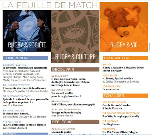 Flair-Play 3: La feuille de match | Valdoiserugby