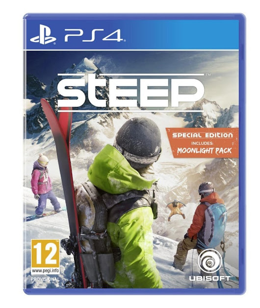 Steep Moonlight Pack exclusively to GAME UK