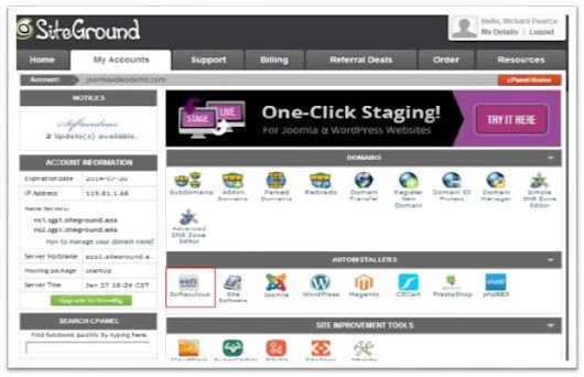 Quick Installation – Build a Website Using Joomla CMS