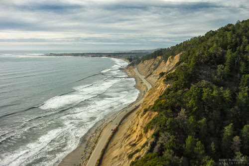 The Waddell Bluffs: The Wall Keeps Tumbling Down | Mobile Ranger