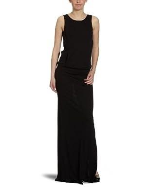 lange kleider g nstige ck calvin klein damen kleid lang kww415 jdv00 sonderangebote. Black Bedroom Furniture Sets. Home Design Ideas