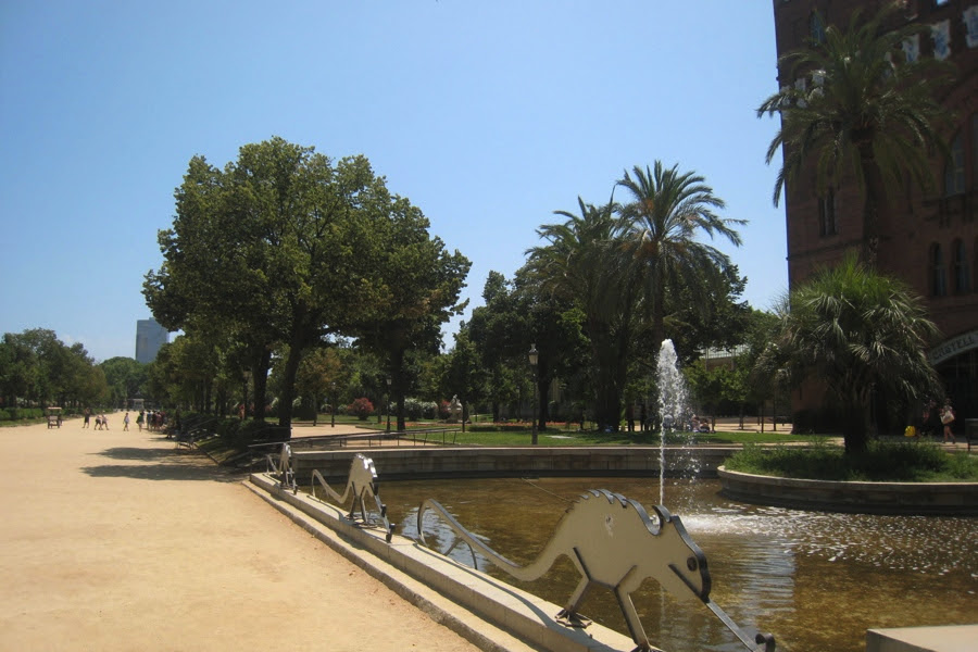 Parque de la Ciudadela