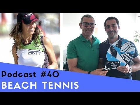 #40 - Beach Tennis chega aos Açores...