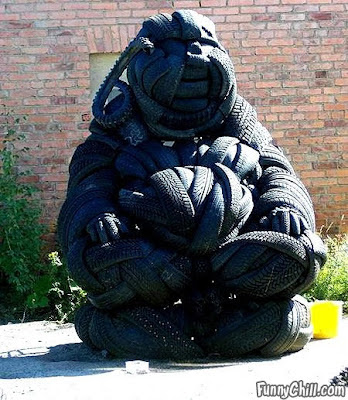Ways To Reuse Old Tires (20) 18