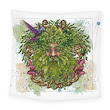 Pagan God by Noir - Square Tapestry (Large)