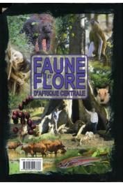 FAURE Jean-Jacques, VIVIEN Jacques, DEPIERRE Daniel - Faune et flore d'Afrique centrale. Coffet réunissant les 4 ouvrages brochés