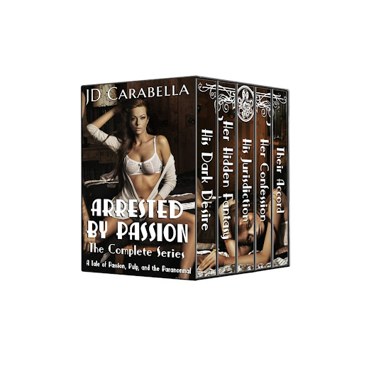 a review of Arrested by Passion - The Complete Series