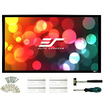 "Elite Screen ER114WX2 Sable Frame 2 Series 114""(16:10) Projector Screen"