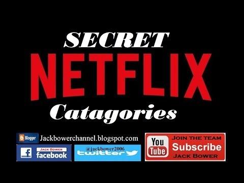 Jack Bower Channel Secret Netflix Catagories Vs 2 0