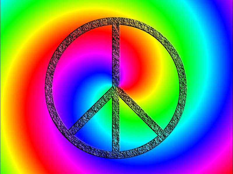 peace sign wallpaper. peace baby - Peace Signs
