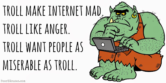 Don't Feed The Trolls!? Feed Them Until They Explode! | Bizzmark Blog