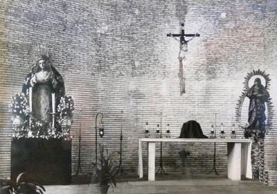 Nuestra Señora del Mayor Dolores en su Soledad. 1965.