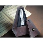 All Days Music Adm-jxm03 Mechanical Metronome, Wooden, Size: Small