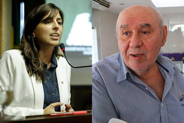 """Resultado de imagem para a Deputada petista Natália Bonavides ( aquela que acusou Dr Maurílio Pinto de ser """"o maior criminoso do RN)."""