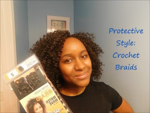 Protective Style: Crochet Braids