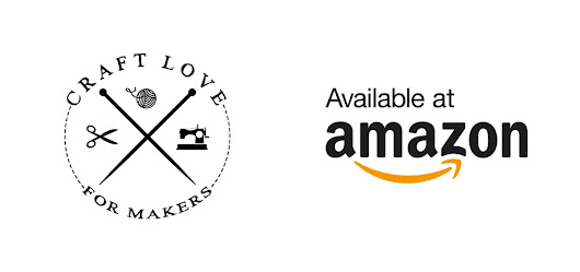 Craft Love Designs Now on Amazon